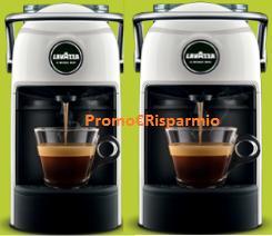 Logo Con Lavazza vinci gratis macchine caffè Jolie e kit bar