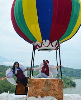Tiket Masuk dan Peta Lokasi Wisata Goa Kreo Jatibarang Semarang