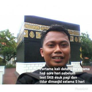 Kisah Eko Menginap Lima Hari di Masjid demi CPNS