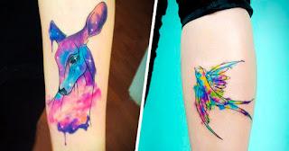 tatuaje acuarela 2