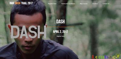 Event Run Malang Run Dash Trail 2017 Untuk Umum