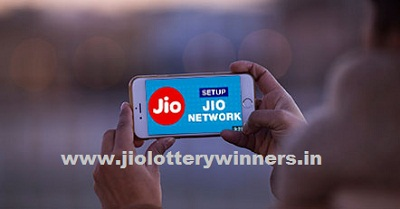 Jio 25 Lakh Lottery Winner - Check Jio Lucky Customer Winner List 2019