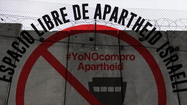 """Más de 60 municipios de España son """"libres de apartheid israelí"""""""