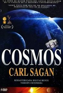 Poster de Cosmos, de Carl Sagan