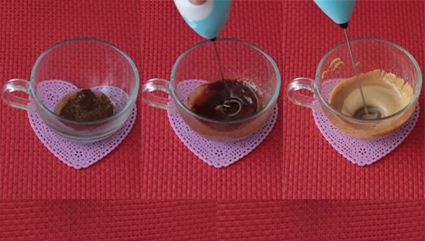 bol kopuklu cappuccino hazırlama - www.kahvekafe.net