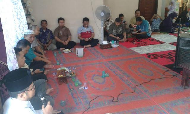 Silaturahim Kuat Dakwah Kokoh, PKS Medan Amplas Gelar Arisan Kader