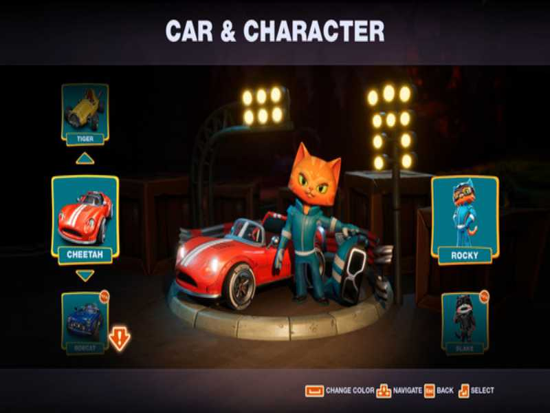 Download Meow Motors Free Full Game For PC