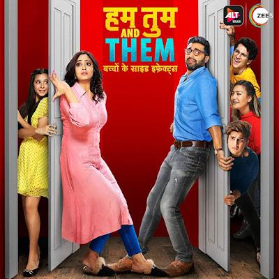 Hum Tum and Them S01 Hindi WEB Series 720p HEVC x265