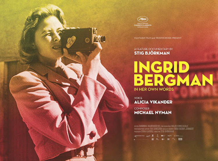 A Vintage Nerd Classic Film Recommendations Ingrid Bergman In Her Own Words