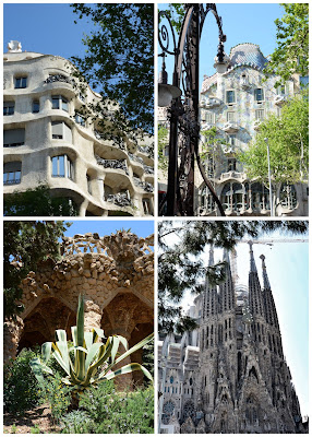 Gaudi, Barcelone