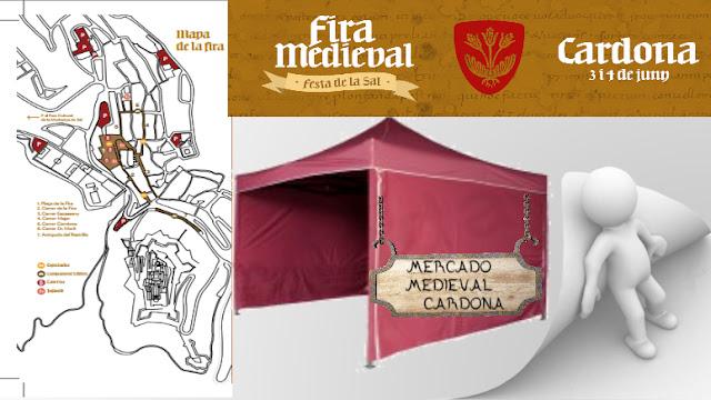 MERCADO MEDIEVAL CARDONA