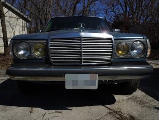 1985 Mercedes 300d Review