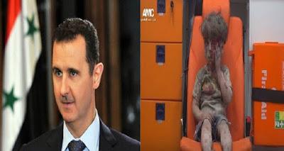 أول تعليق من بشار الاسد بعد عرض صور الطفل عمران الذي أبكى الملايين عبر العالم