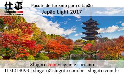 Japão Light 2017
