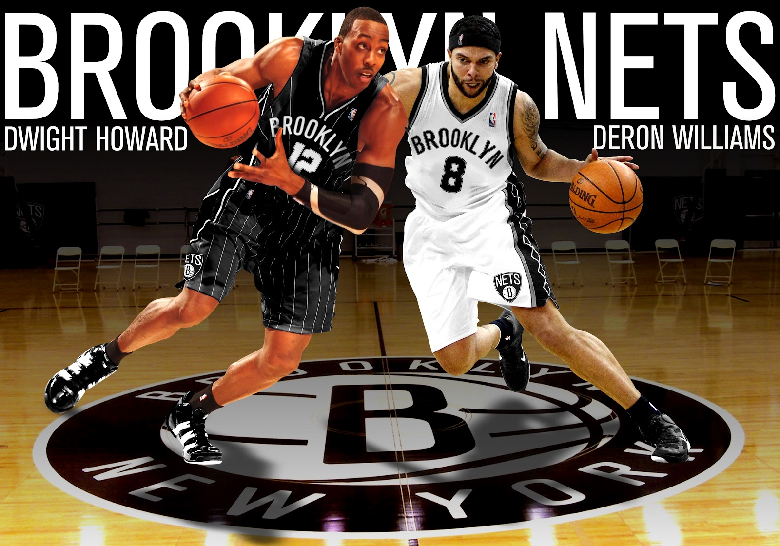 20487d42c Nets fan has designs on Dwight Howard - Visuals - ESPN Playbook- ESPN