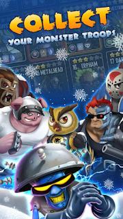 Monster Legends Apk Unlocked all item