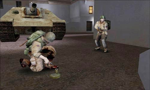 Download Free Game Wolfenstein Enemy Territory Return To Castle Reloaded - PC Game - Full Version