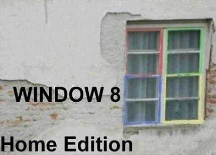 windows 8 home edition