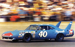 1970 Superbird In The 1970 Nascar