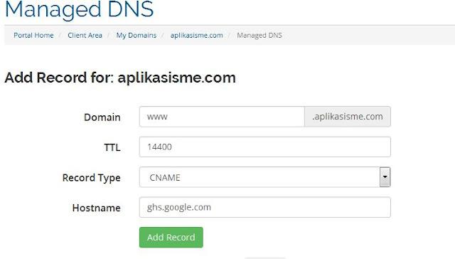 ganti domain, setting dns domain, dns rumahweb, beli domain rumahweb, atur domain tld