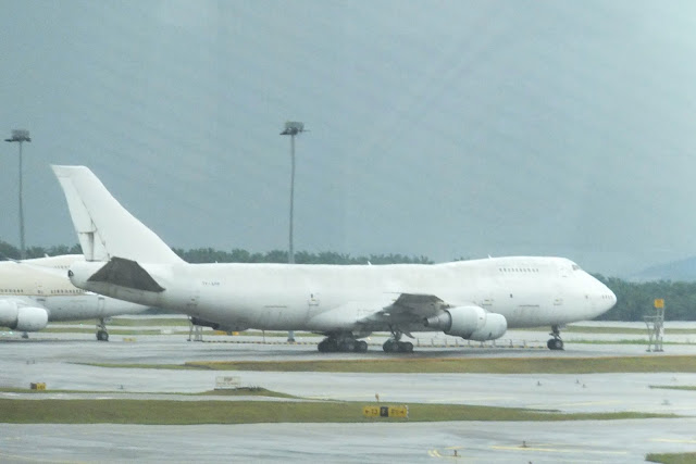 abandoned-boeing747-200F クアラルンプール国際空港の747