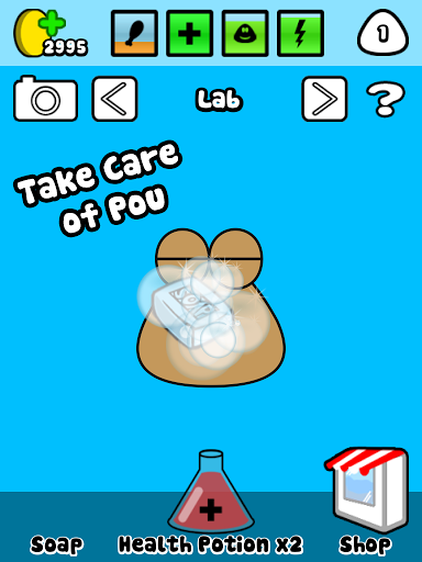 Download Pou Android Games - For Android Only