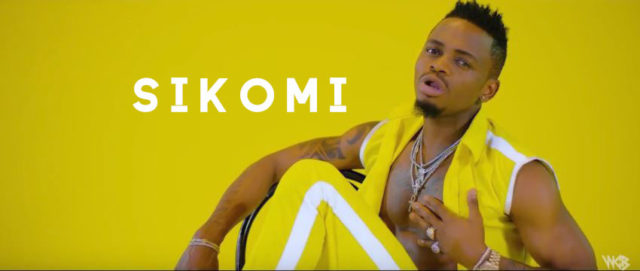 Diamond Platnumz - Sikomi Video