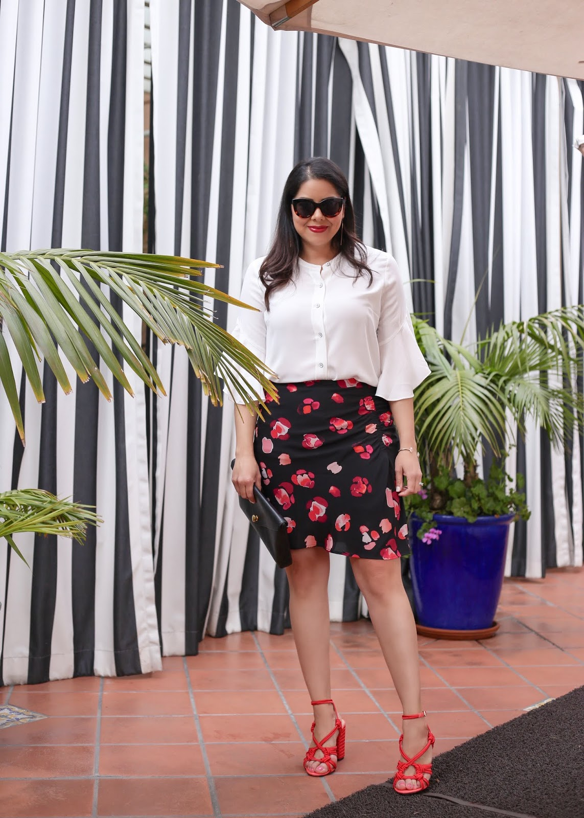 what to wear to date night in spring, Latina fashion blogger, Latina style blogger