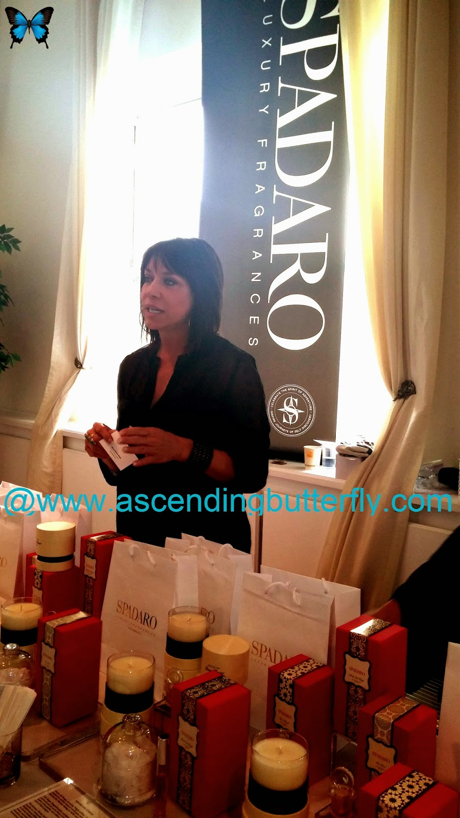 Spadaro Luxury Fragrances BeautyPress Spotlight Day February 2014