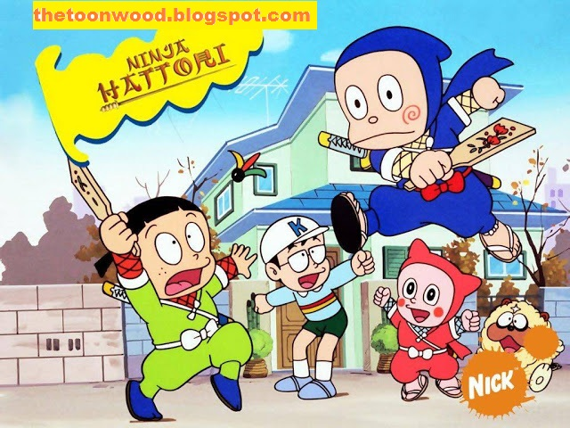 thetoonwood-ninja hattori episode hindi