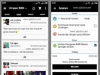 BBM Black Limited V2.13.1.14 Mod Terbaru