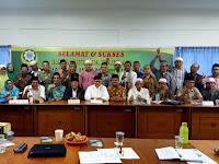 Serius Selamatkan Indonesia, Dewan Dakwah Medan Adakan Gelar Latihan Kader Dai