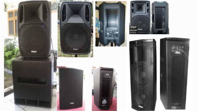 Harga Speaker Huper Sound System