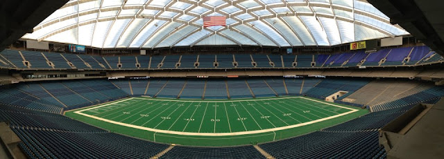 Pontiac Silverdome Inception History Facts Past