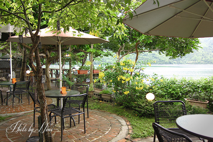 【花蓮壽豐鄉】威尼斯花園咖啡會館。花蓮鯉魚潭畔的庭園餐廳