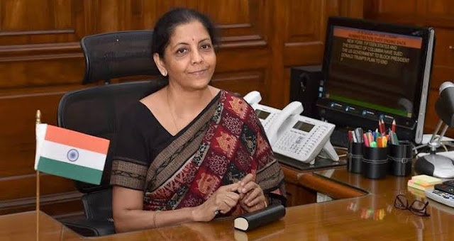 Raksha Mantri Sitharaman on a Five-Day Official visit to US