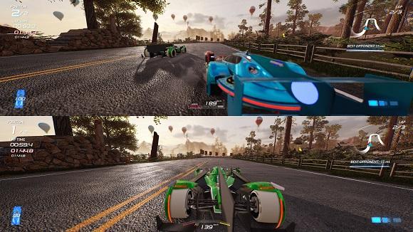 xenon racer pc screenshot www.ovagames.com 4 Xenon Racer Grand Alps Bilgisayar Oyununu İndir