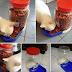Buat Bekas Makanan Kucing Bila Bercuti... DIY Dari Balang Kuih Dan Bekas Aiskrim