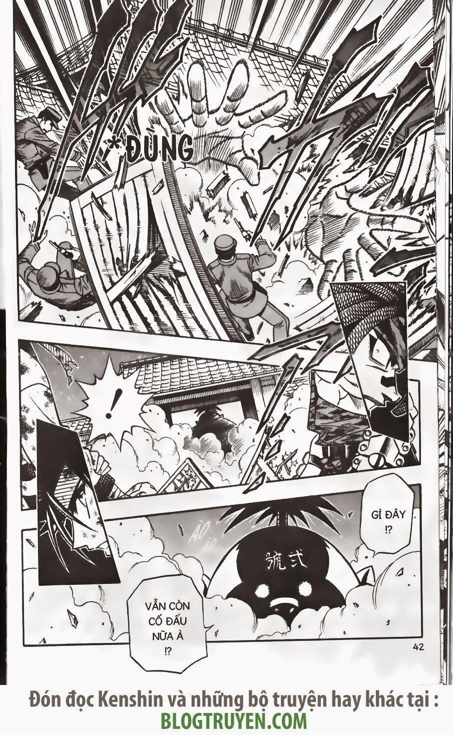 Rurouni Kenshin chap 160 trang 19