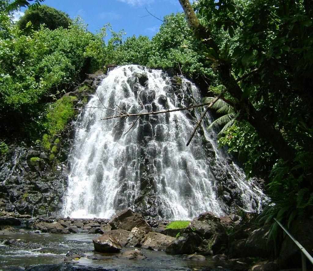 Kepirohi Falls