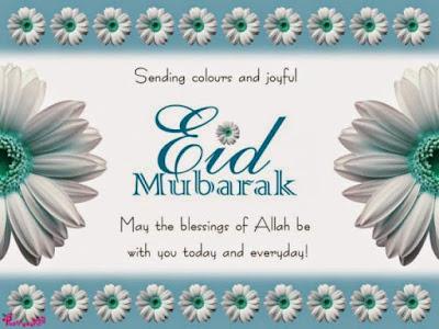fabulous Eid Mubarak Messges