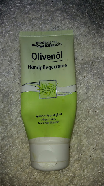 MediPharma Cosmetics, Olivenöl - krem do rąk.