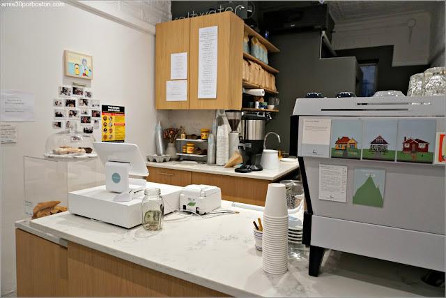 Ruta Gastronómica Dulce por Nueva York: Saltwater Coffee