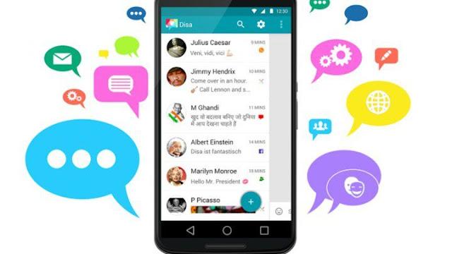 تحميل تطبيق اندرويد قادر على إدارة كل رسائل هاتفك بلمسة إصبع