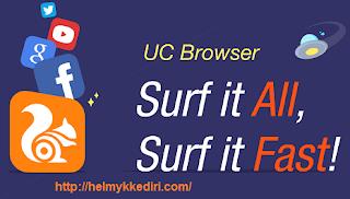 Kelebihan Menggunakan UC Browser