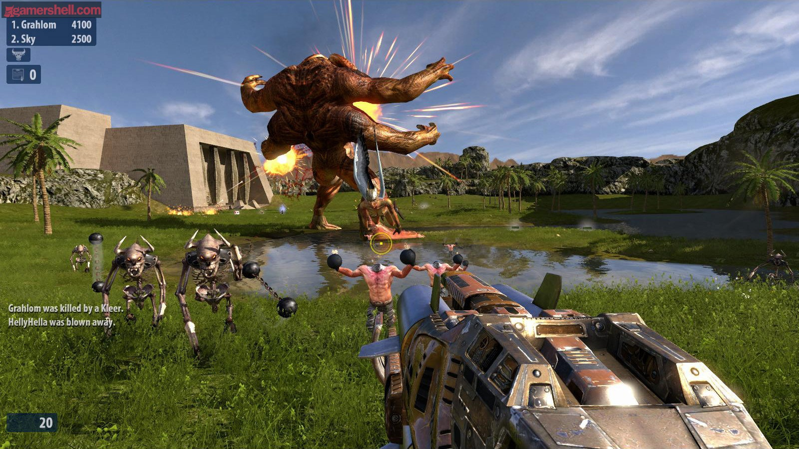 serious sam 2 the second encounter free download