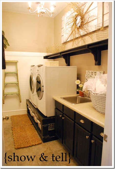 Sweet Sweet Simplicity: Cool laundry room ideas...