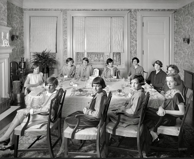 1920s Birthday Party in DC Home