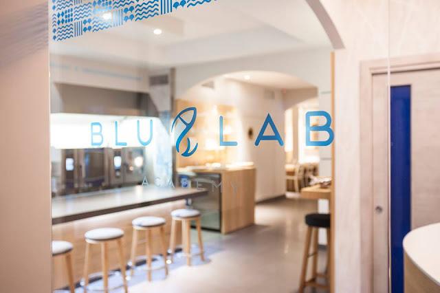 blu lab academy experience in Sicily corso con chef stellati