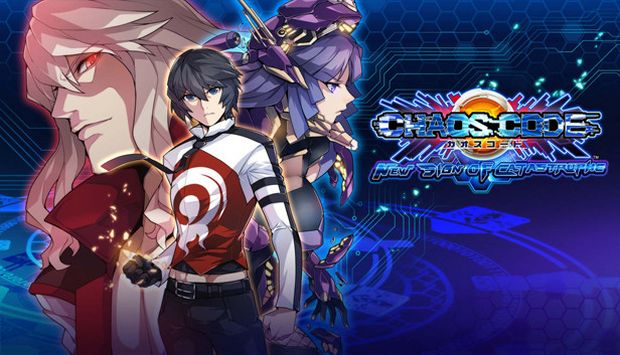 Chaos Code New Sign Of Catastrophe-PLAZA
